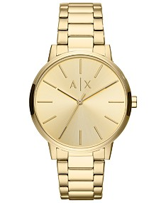 62644f34 Armani Exchange Watches - Macy's