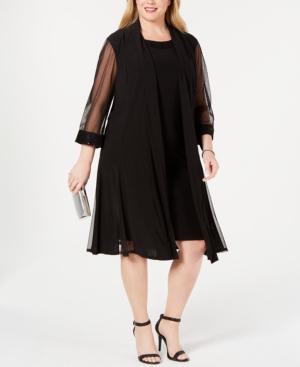 Vintage 1920s Dresses – Where to Buy R  M Richards Plus-Size Embellished Dress  Jacket Set $99.00 AT vintagedancer.com