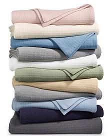 Lauren Ralph Lauren Classic 100% Cotton Blankets