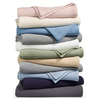 Lauren Ralph Lauren Classic 100% Cotton Twin Blanket