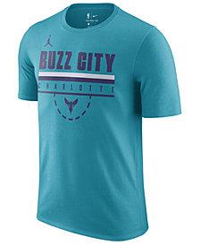 Nike Men's Charlotte Hornets Team Verbiage T-Shirt