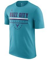 Nike Men s Charlotte Hornets Team Verbiage T-Shirt 0d814626f