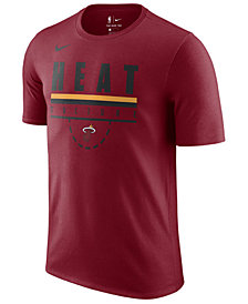 Nike Men's Miami Heat Team Verbiage T-Shirt