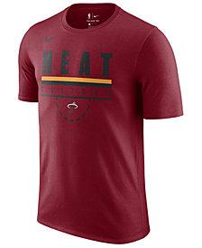 Nike Men's Miami Heat Team Verbiage T-Shirt