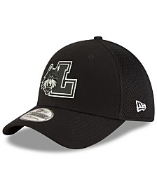 New Era Loyola Ramblers Black White Neo 39THIRTY Cap