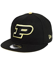 Purdue Boilermakers Core 9FIFTY Snapback Cap