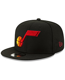 New Era Utah Jazz City Pop Series 9FIFTY Snapback Cap