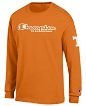 6204b9f3 Champion Men's Tennessee Volunteers Co-Branded Long Sleeve T-Shirt