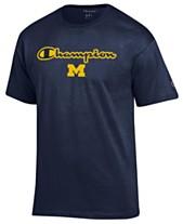 65b3ae1e9 Champion Men's Michigan Wolverines Co-Branded T-Shirt
