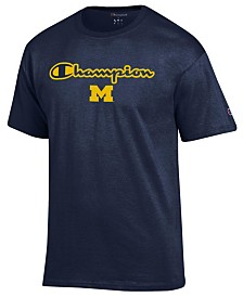 Champion Men's Michigan Wolverines Co-Branded T-Shirt