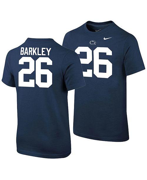 Nike Saquon Barkley Penn State Nittany Lions Future Star T-Shirt, Big Boys (8-20)