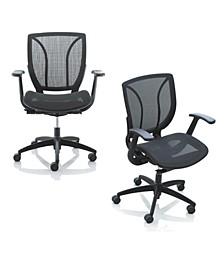 New Spec Full Mesh Office Chair