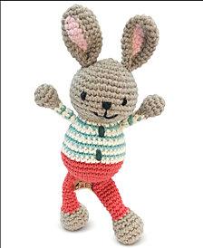 finn + emma 100% Organic Dreamworld Bunny Crochet Doll