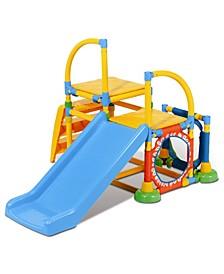 Climb in Slide Gym