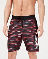 4f96e6cf1157e adidas Mens Swimwear & Men's Swim Trunks - Macy's
