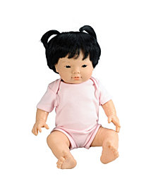 Educational Insights Baby Bijoux Asian Girl Doll