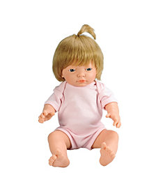 Educational Insights Baby Bijoux Causasian Girl Doll