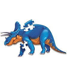 Learning Resources Jumbo Dinosaur Floor Puzzle Triceratops