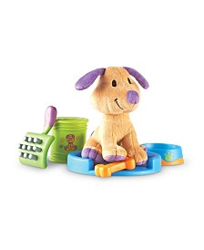 Learning Resources New Sprouts Puppy Play Set 6 Piece