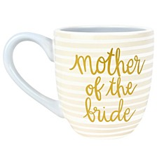 by Laura Johnson Stripe Mother of the Bride Mug
