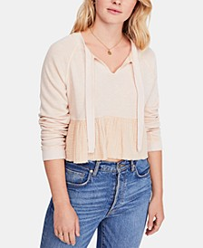 Sweet Jane Colorblocked Top