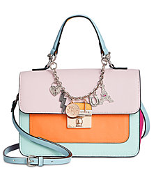 Betsey Johnson Charmed I'm Sure Crossbody