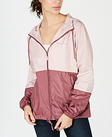 Flash Forward Water-Resistant Windbreaker