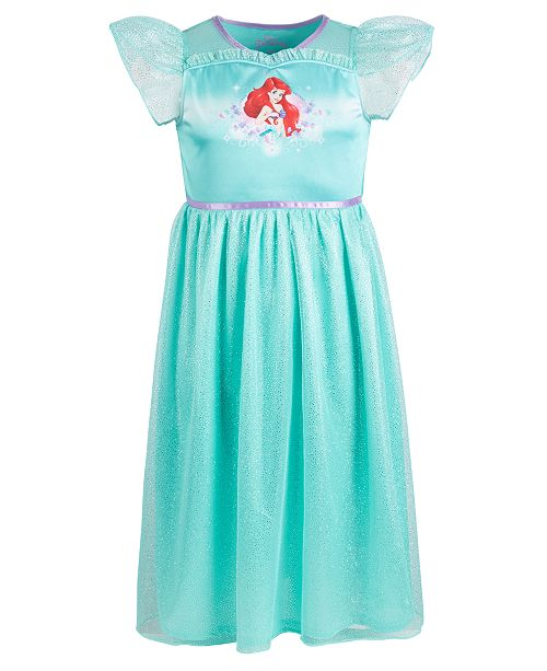 AME Little & Big Girls The Little Mermaid Nightgown