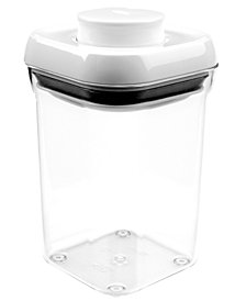 OXO Food Storage Container, .9 Qt. Small Square Pop