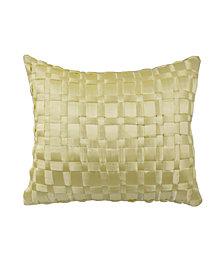 Waverly Floral Engagement Satin Decorative Pillow