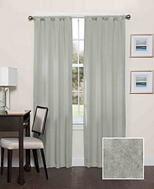 """Darrell 37"""" x 95"""" Thermaweave Blackout Curtain Panel"""