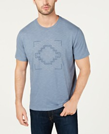 Pendleton Mens Embroidered Heritage Tee