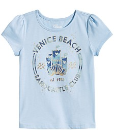 Epic Threads Little Girls Venice Beach T-Shirt, Created for Macy's