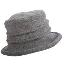 Scala Packable Wool Cloche
