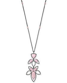 "I.N.C. Long Pendant Necklace, 28"" + 3"" extender, Created for Macy's"