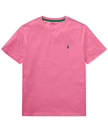 Polo Ralph Lauren Little Boys Cotton T-Shirt