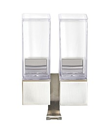 Better Living Linea Luxury Double Dispenser