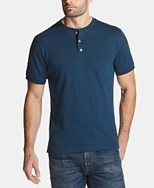 Weatherproof Vintage Men's Henley T-Shirt
