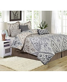 Farren 7-Piece King Comforter Set
