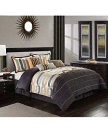 Rockford 7-Piece Queen Comforter Set