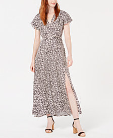 French Connection Aubi Printed Maxi Dress