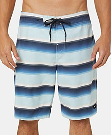 "Men's Santa Cruz Stripe 21"" Board Shorts"