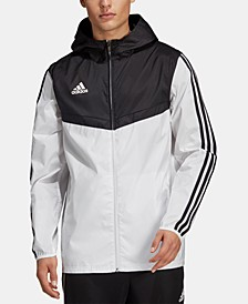 Men's Adidas Football Soccer Tiro Windbreaker Men