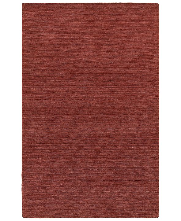 Oriental Weavers Aniston 27103 Red/Red 5' x 8' Area Rug
