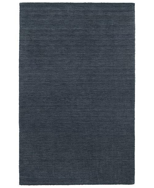 Oriental Weavers Aniston 27106 Navy/Navy 8' x 10' Area Rug