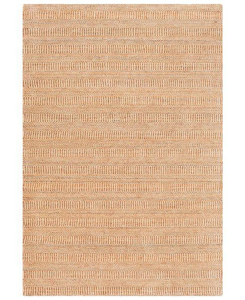 Surya Teton TET-1003 Burnt Orange 8' x 10' Area Rug