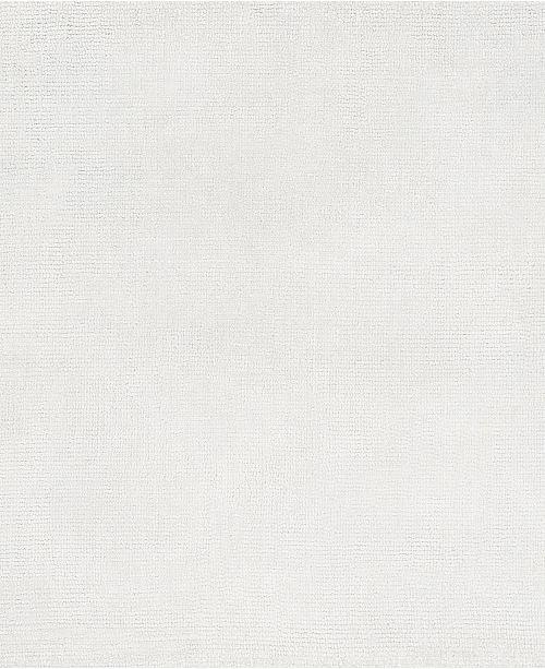 "Surya Wilkinson WLK-1000 White 18"" Square Swatch"
