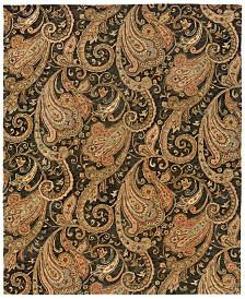 """Oriental Weavers Huntley 19104 Black/Gold 3'6"""" x 5'6"""" Area Rug"""