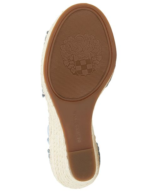 81f3268bb1 Vince Camuto Leera Espadrille Wedge Sandals & Reviews - Sandals ...