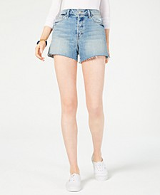 Joe's Smith High-Rise Denim Shorts